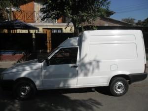 Fiat Fiorino año 2005  papeles al dia
