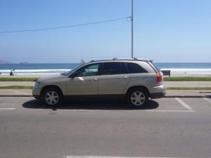 CHRYSLER PACIFICA TOURING 2006, 76000 KM., FULL CUERO, EQUIPAMIENTO DE LUJO