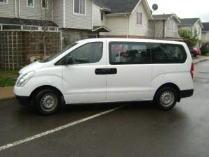 mini bus hiunday h-1