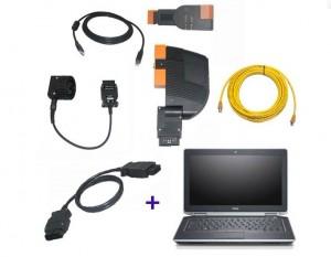 BMW ICOM A+B+C with DELL E6420 laptop from www.cnautotool.com