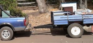 Carro de Arrastre Chillán VIII Región Biobío