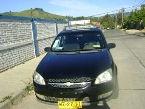 Vendo Colectivo Chevrolet Corsa Plus 1.6 año 2007 Trabajando. Excelente est