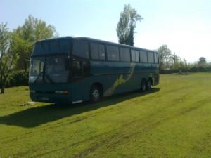 Vendo bus scania 113 viaggio carroceria marcopolo..... 12 millones