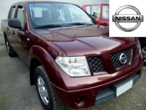 Nissan navara 4x4 2.5 diesel 2009 65000 km