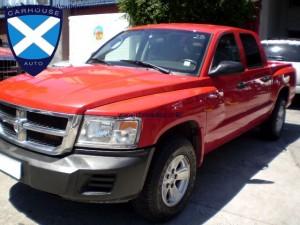 Dodge ram 2500 slt 4x4 impecable 1 dueño