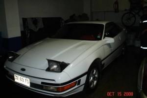 Vendo ford probe unico en chile en su estado año 1991