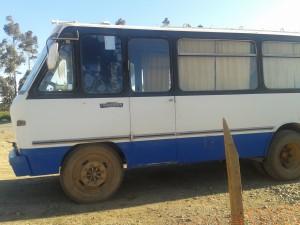 Vendo microbus excelente estado mini bus transporte