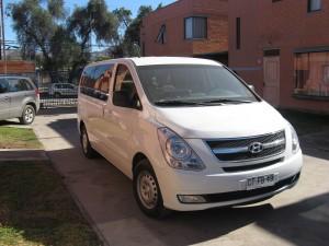 Vendo mini bus h-1 2011, full, exe. condicones