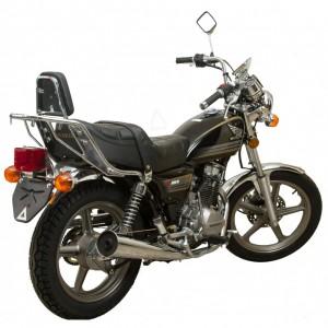 Vendo moto honda v men negra 125cc