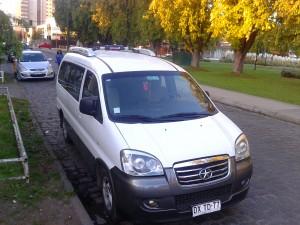 Minibus jac refine capacidad 12 pasajeros año 2012 full