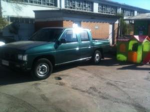 Vendo camioneta nissan d-21 century doble cabina