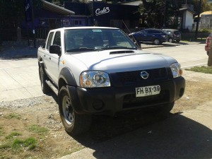 Vendo nissan terrano 4x4 turbo diesel 2013