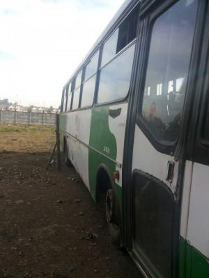 Vendo bus año 1994 motor 1318 asientos reclinables