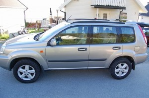 Excelente nissan x-trail 2002 año, 136800km, 140 cv, combustible diese