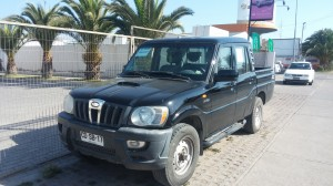 Mahindra 4x4 diesel pick up,full equipo, sin airbag
