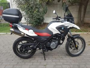 Vendo moto bmw gs650, excelente estado, precio conversable