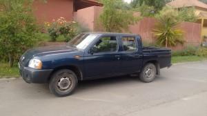 Vendo camioneta nissan terrano doble cabina aÑo 2011 excelente