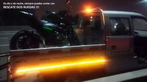 Grua moto todo santiago 24/7 las mejores tarifas