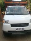 Se vende Suzuki APV 2007 en 4.200.000 conversable