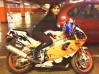 Vendo moto Kawasaki ZXR 400 buen estado!!!