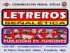 LETREROS, SE�ALETICA PARA CORREDORES, ADMINISTRADORES DE ESDIFICIOS, EMPRESAS