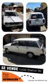 Se vende Auto Lada Station Wagon del a�o 95 >>>>>>>>>>>>>>>>>>